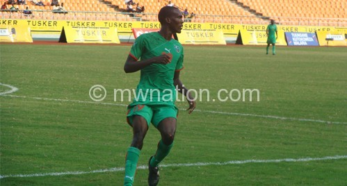 completing a move to Zimbabwe's Caps United: Thindwa