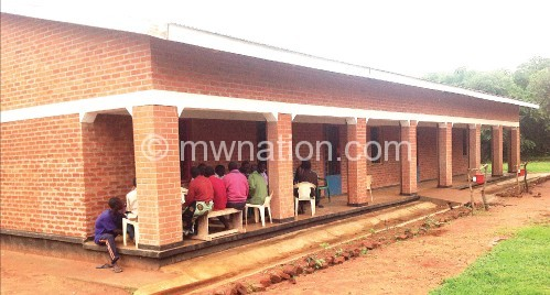 The face of successful project management: An LDF-funded school block at Nkumba School