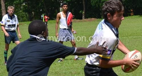 Highlights of last Saturday's games at Saint Andrew's  International High School