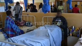 Financial crisis at Salima Hospital