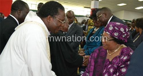 JB hijacks prayers