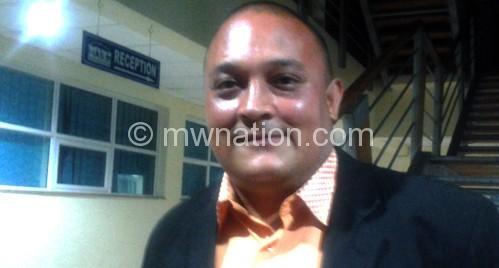 Khamisa: I am back in politics