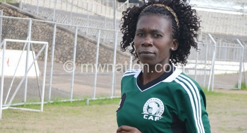 Relieved to been retained: Msiska
