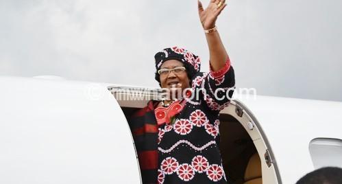 If I were: Joyce Banda