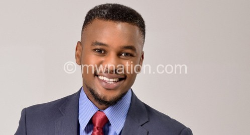 Lungile is a famous presenter on South African television