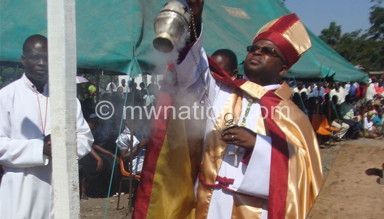Bishop Malasa   The Nation Online