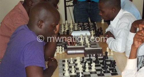 Chess player Chimthere leads the SRCL pack