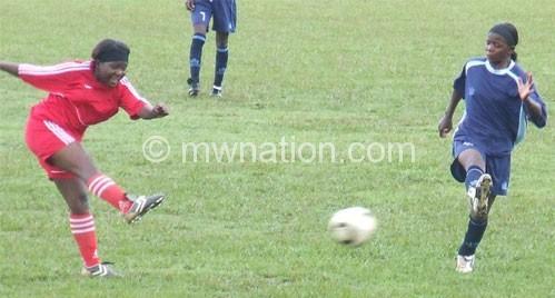 Finally cleared: Kadzisonga (R)