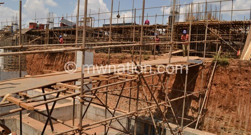 Construction is one of the industries infected with corruption in Malawi