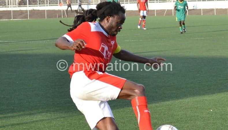 Kondowe: I love Bullets