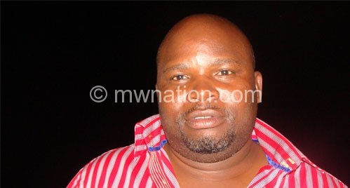 Chairing the electoral body: Chuma