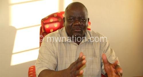 Josaya Banda: Bullets are retrogressive