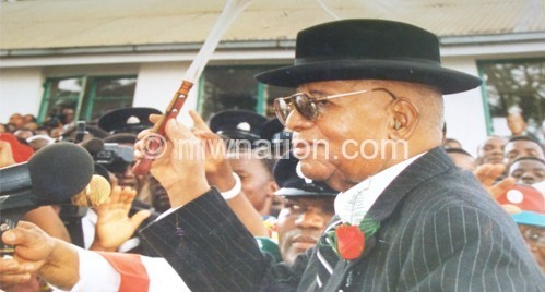 Oevr a decade sfter Hastings Kamuzu Banda's death, his life story  is yet to be told