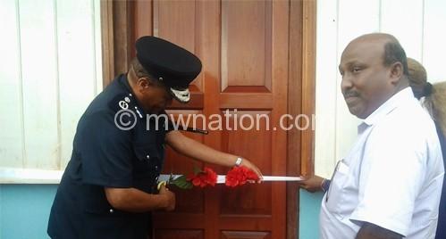 Raiply launches K4m police unit