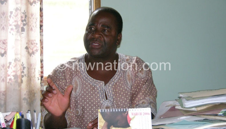 Kwataine: The response from chiefs was positive