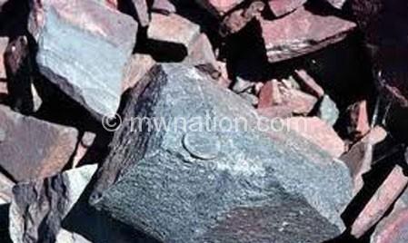 Iron Ore: Malawi has high grade iron ores in Blantyre rural
