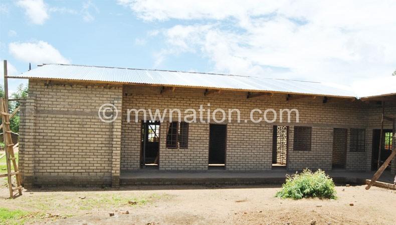 The newly built Matache ECD Centre