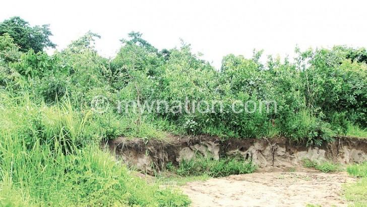 Mchenga wa Satana, sexual initiation site in Mchinji