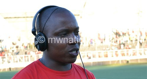 ZBS' Mike Bango captured on duty