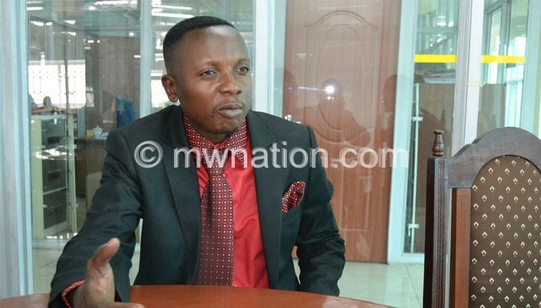 Mlaka:I was doing gospel music in a secular world