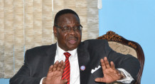 Mutharika: I don't want sacred cows