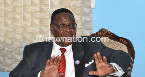 Mutharika: I decided to abandon and surrender the card voluntarily