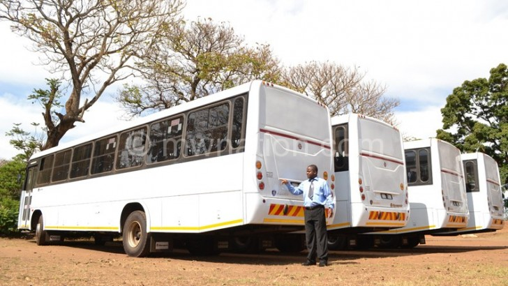 Court to decide on Cashgate buses