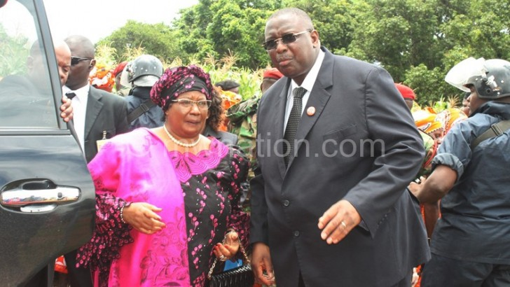 Khumbo opts for VP's perks