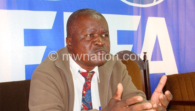 Charles nyirenda | The Nation Online