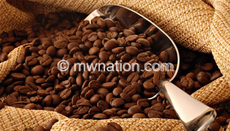 Coffee prices on the global market have decreased