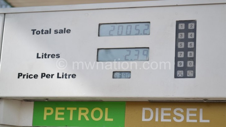 Fuel, utility pricesthreaten inflation fall