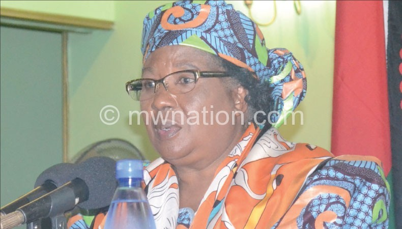Banda: My government will stay the course