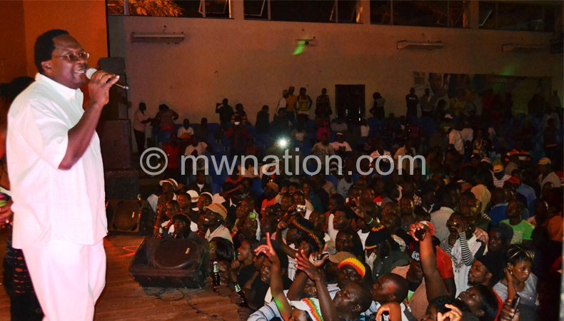 Lucius: People should know that Dzuka Malawi was officially released on Sunday