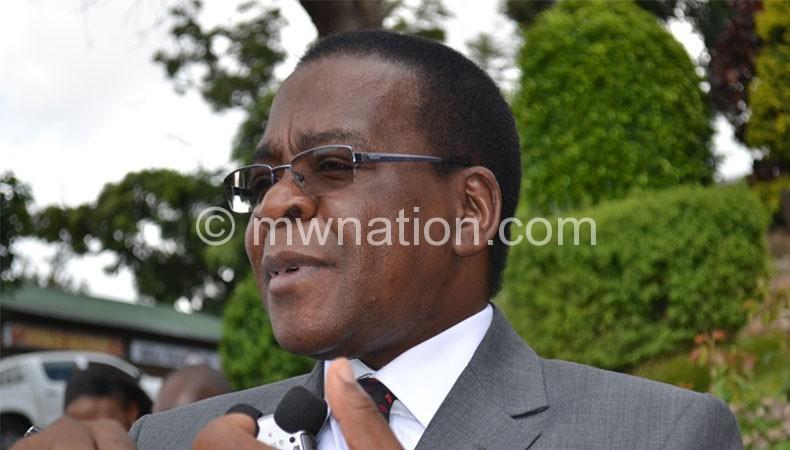 Mbendera : We are sure making progress