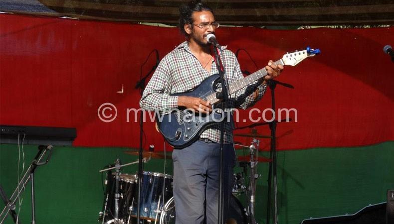 Nayar performing at the City of Stars last year