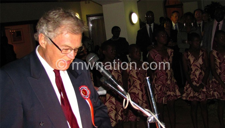 Eidhammer: Malawians should engage in serious soul searching