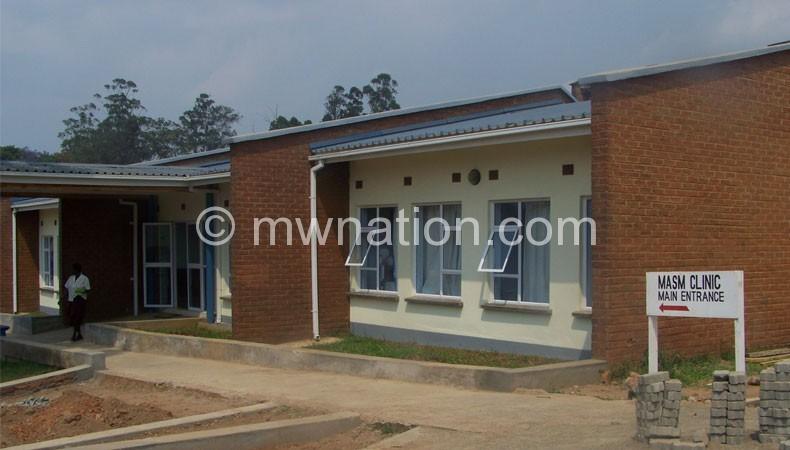 One of Masm's clinics