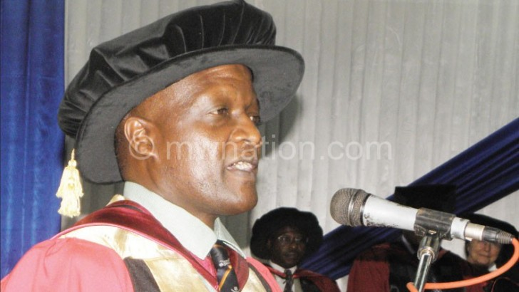 Mkandawire joins Unima community of professors