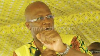 Atupele says UDF not dead