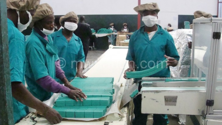 Malawi GDP growth projected at 5.4 %