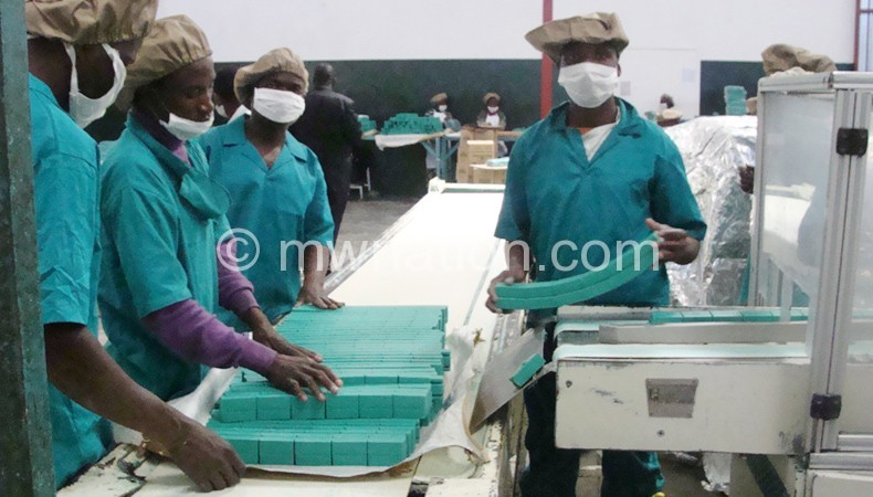 How can the country boost its manufacturing sector