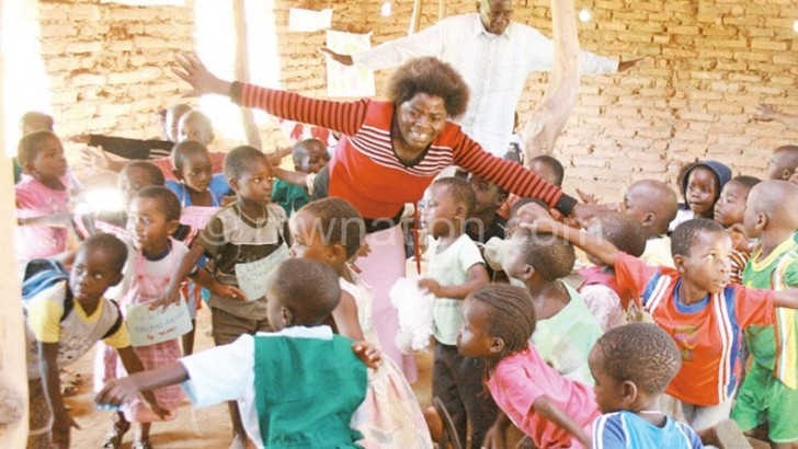 K44bn to boost early  childhood development