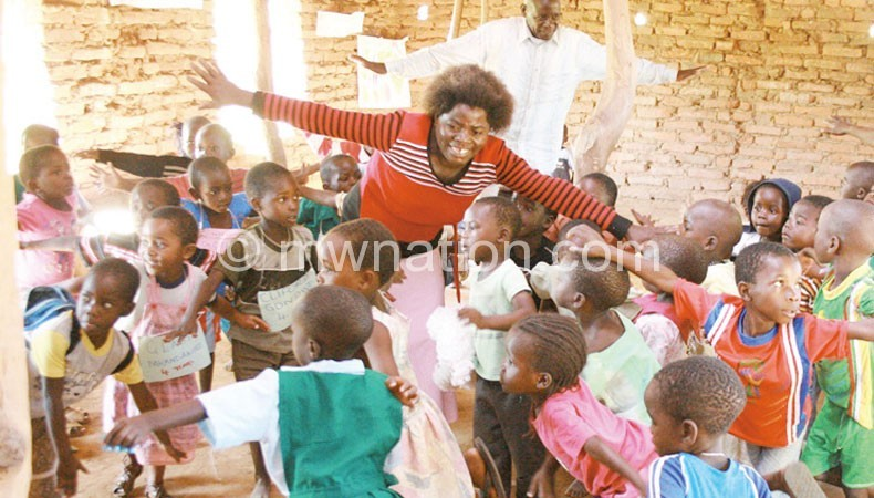 ECD students | The Nation Online