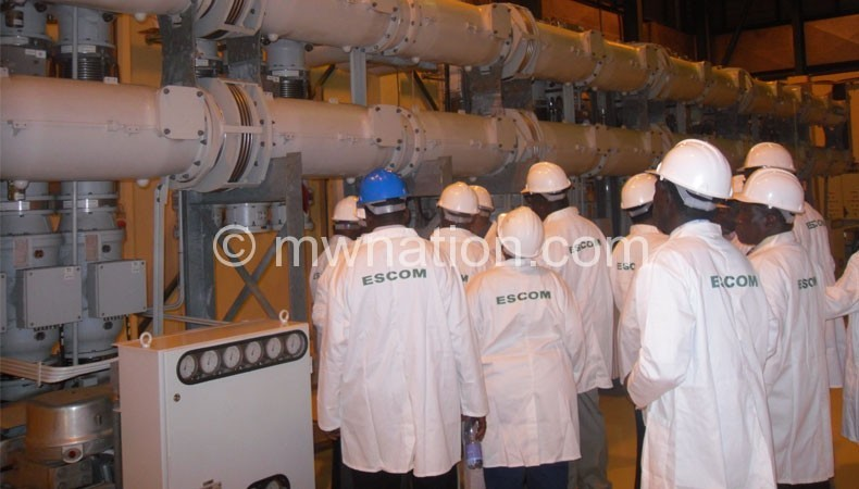 Some materials at Escom were procured without LPOs