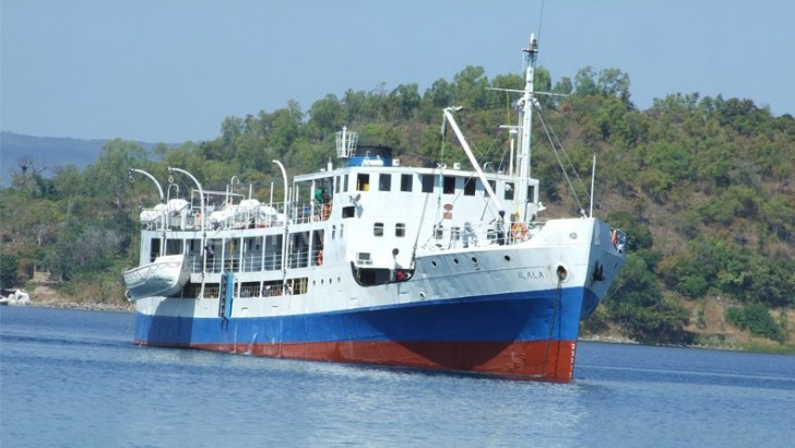 Narrow escape for MV Ilala