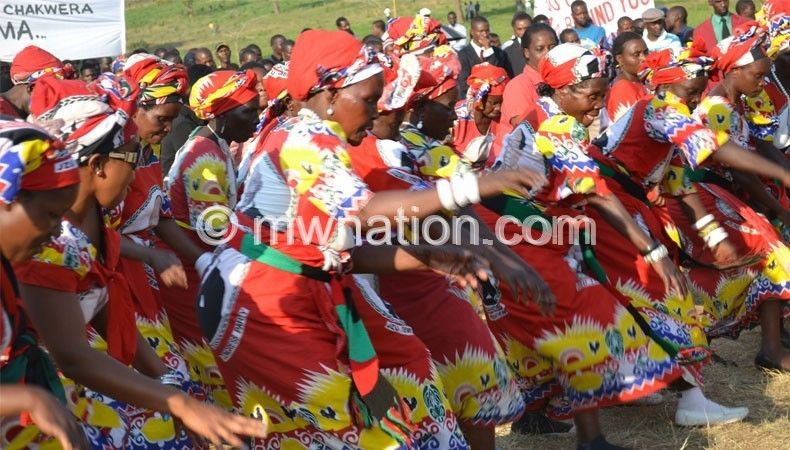 Proposed Bill provides measures to ensure that once registered, political parties such as  the Malawi Congress Party (MCP) are functional