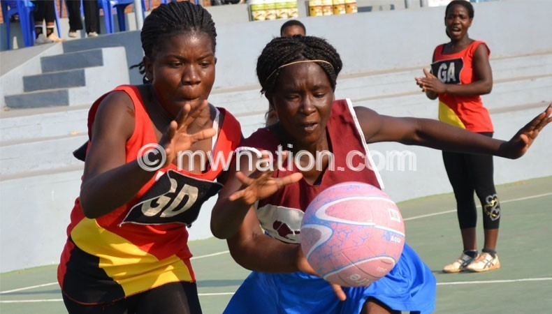Action in last year's GOtv tournament