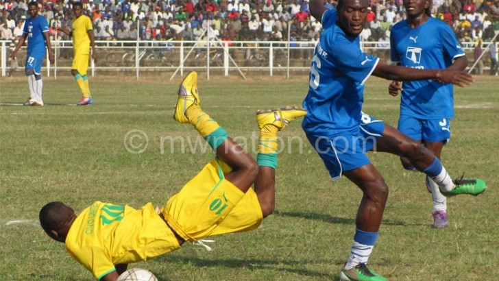 Nomads top TNM Super League log on BB bad luck