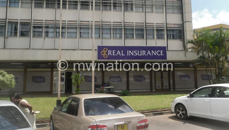 Real Insurance  head office in Blantyre