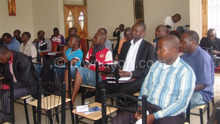 TNM courts journalists in hooliganism fight